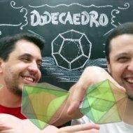 Como montar um dodecaedro?